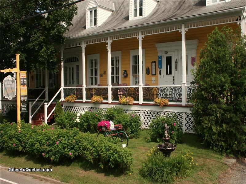 Auberge vendre l 39 islet chaudi re appalaches auberge for Auberge autre jardin quebec